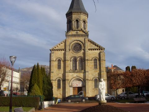 Eglise de La Bourboule